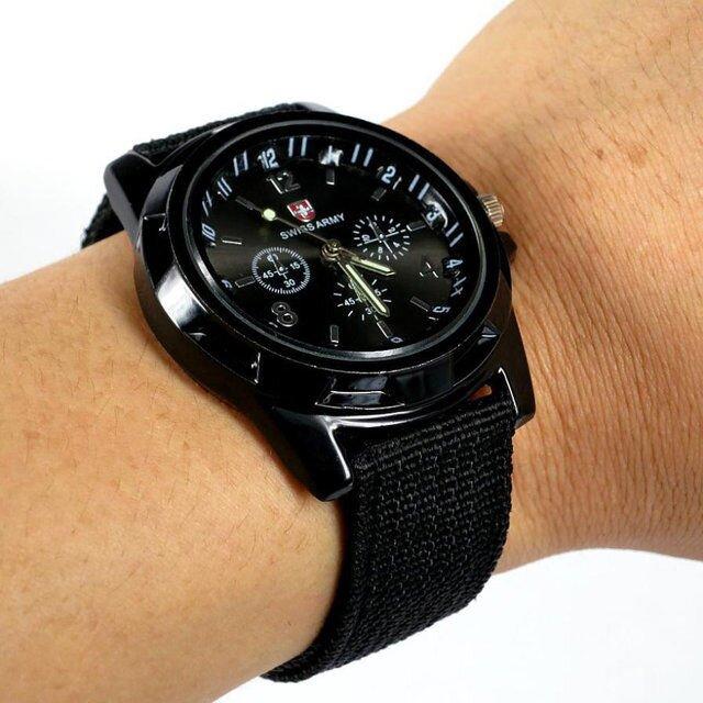 сложно угадать swiss army часы характеристика прямо