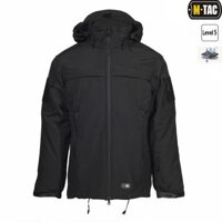 М-Тас КУРТКА SOFT SHELL POLICE BLACK