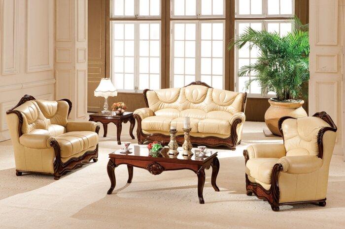Купить диван с креслами недорого