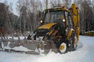 Куплю трактор для уборки снега