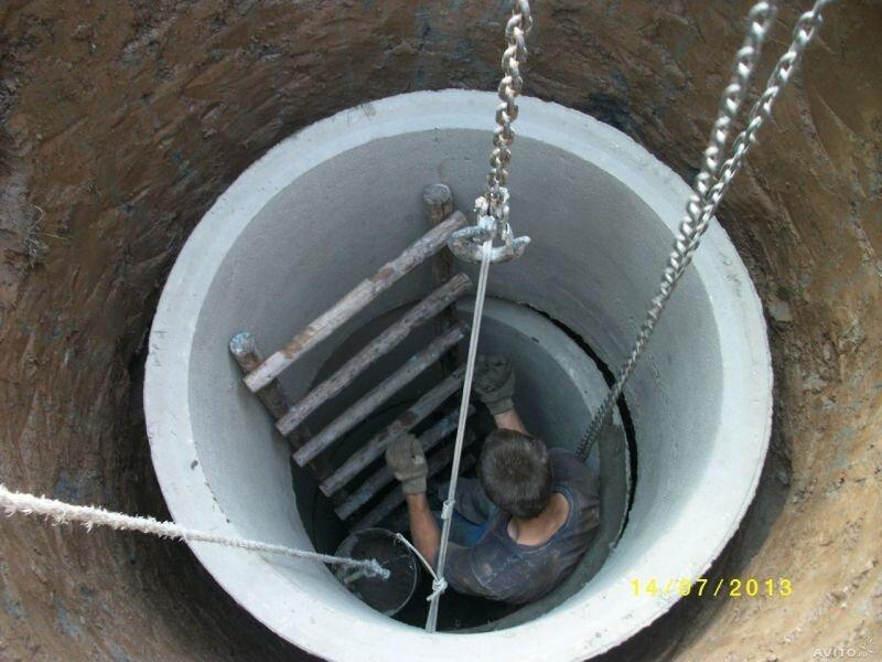 Как сделать воду в колодце чище 685