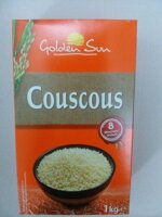 Каша Couscous /Golden Sun/ 1кг, Ital-Product