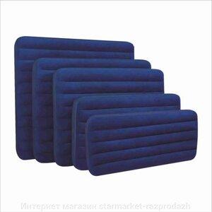 13c97b49da23 Полуторный надувной матрас Intex 68758, 137*191*22см от компании Интернет  магазин starmarket
