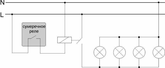 Схема підключення