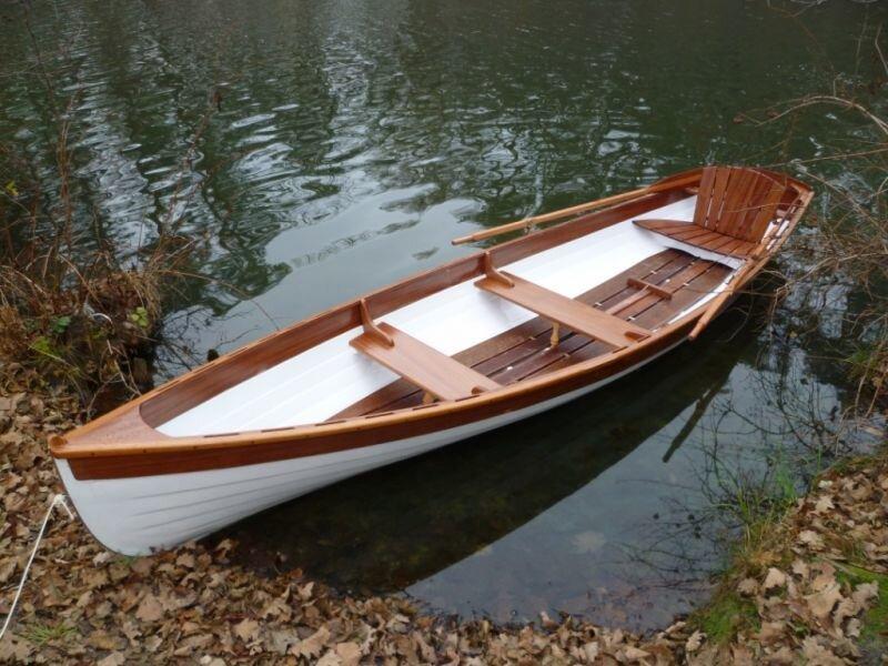 самодельная деревянная лодка цена