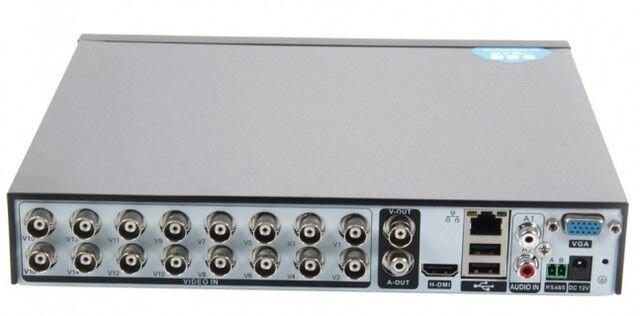 Видеорегистратор для системы видеонаблюдения на 16 камер