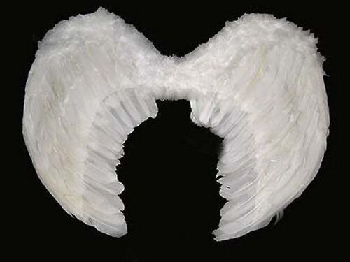 Белый ангел своими руками фото