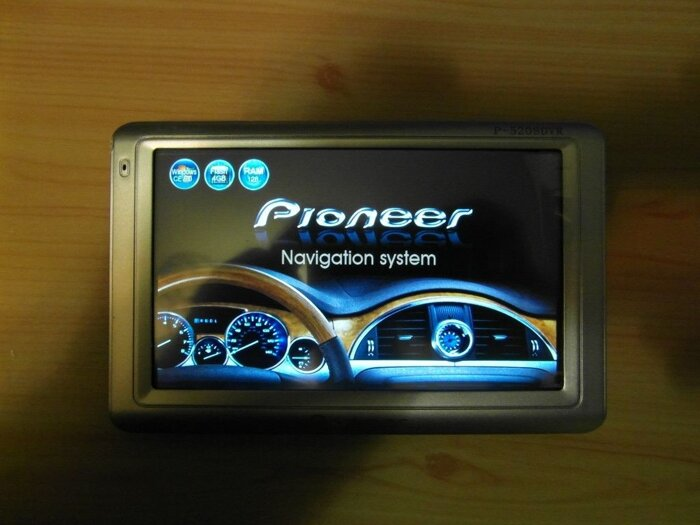 Скачать программу для навигатора pioneer pa-572