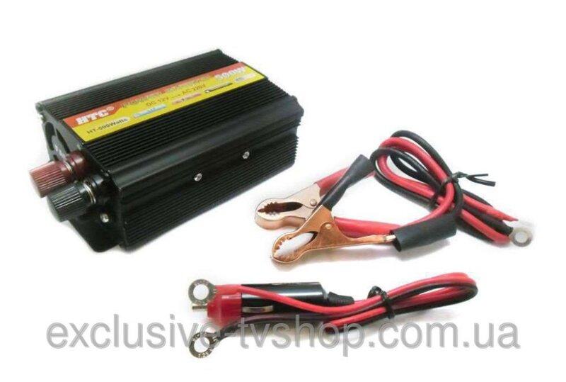 инвертор 500W 12/220Вт