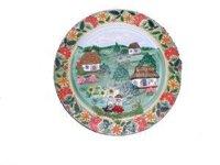 Декоративные тарелки купить по