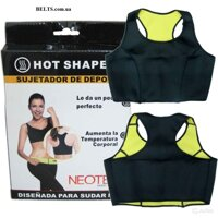 Топ для похудения Hot Shapers (Майка Хот Шейперс) в Киеве от компании Мегасвит