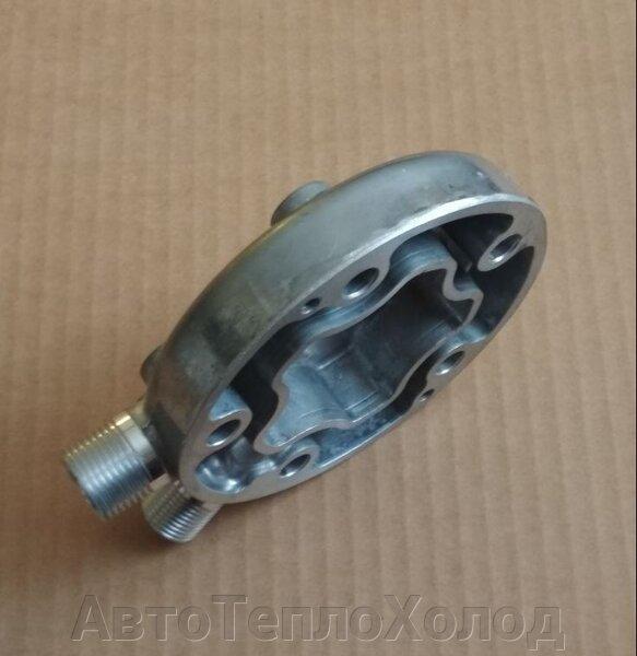 Задняя крышка компрессоров Sanden SD505, SD508, SD510, SD5H14 (модель FN)