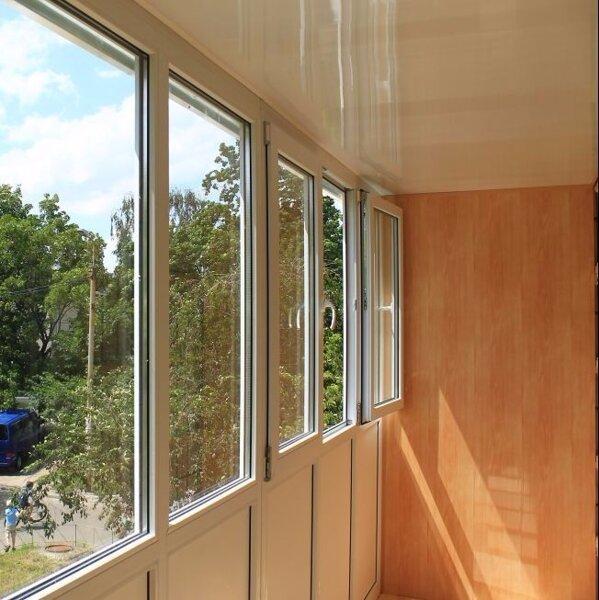 Остекление балконов рейтинг..