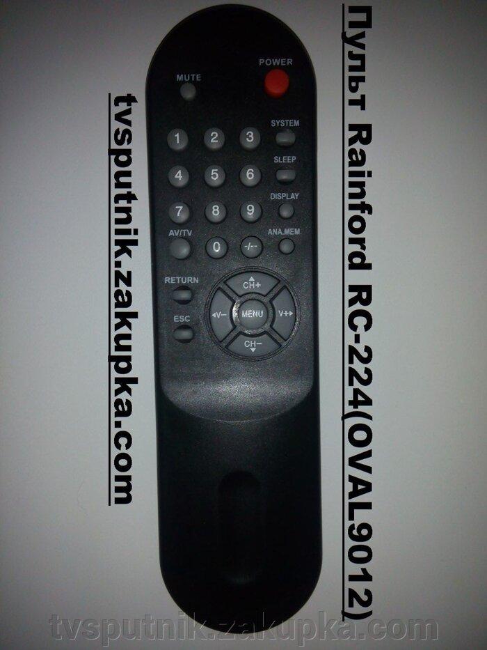 Телевизор рейнфорд инструкция по эксплуатации