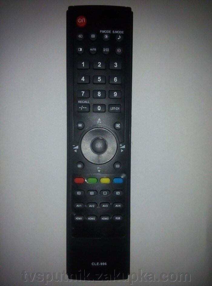 инструкция к телевизору хитачи