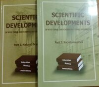 Scientific  development of Kyiv national University of Taras Shevchenko : 1 h and 2 h, Petrovka book