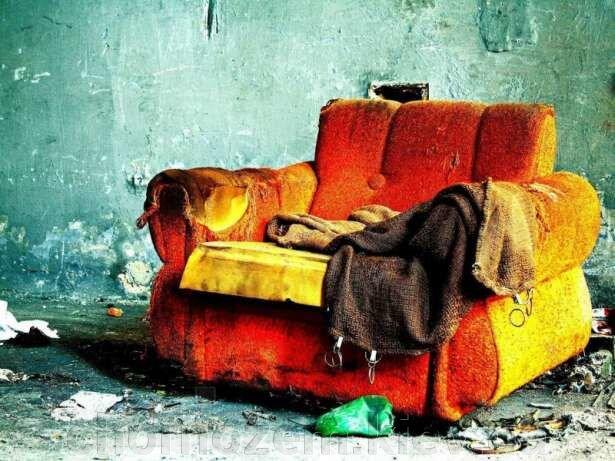 Картинки по запросу Вывоз мусора – наболевшая проблема мебели