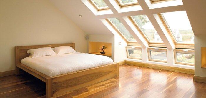 Пластиковые окна для спальни - Пластиковые окна ПВХ - фото окно в спальню кривой рог цена