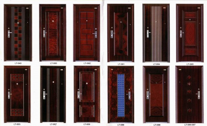 Двери Катайские