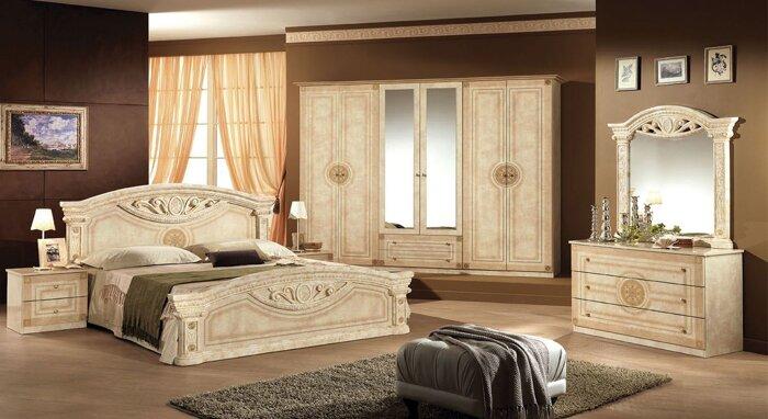 Спальни по низким ценам. Купить мебель для спальни недорого - фото Мебель Кривой Рог