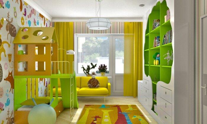 Детская мебель Кривой Рог: купить мебель для детской комнаты - фото Детская мебель
