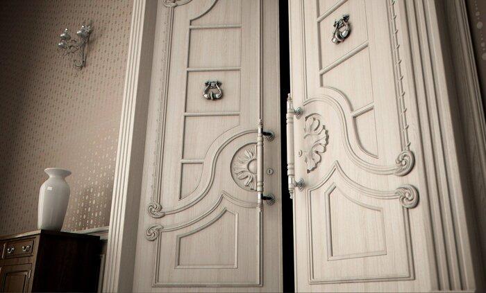 Двойные двери купить