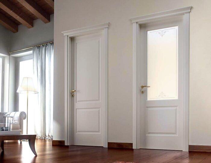 Двери в ванную , двери в туалет