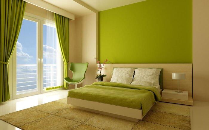 Пластиковые окна для спальни - Пластиковые окна ПВХ - фото цена окна