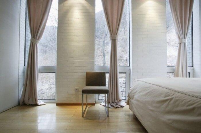 Пластиковые окна для спальни - Пластиковые окна ПВХ - фото купить окно в спальню