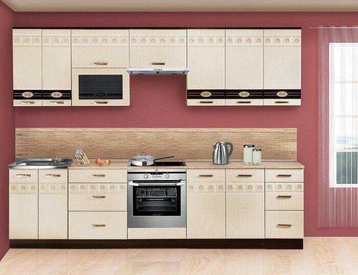 Кухни на заказ от производителя по индивидуальным размерам - фото Заказать кухню