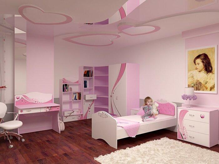 Детская мебель Кривой Рог: купить мебель для детской комнаты - фото Детская мебель под заказ