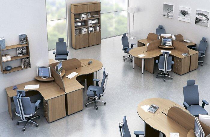 Офисная мебель Кривой Рог (Днепропетровская обл.) - купить - фото офисная мебель