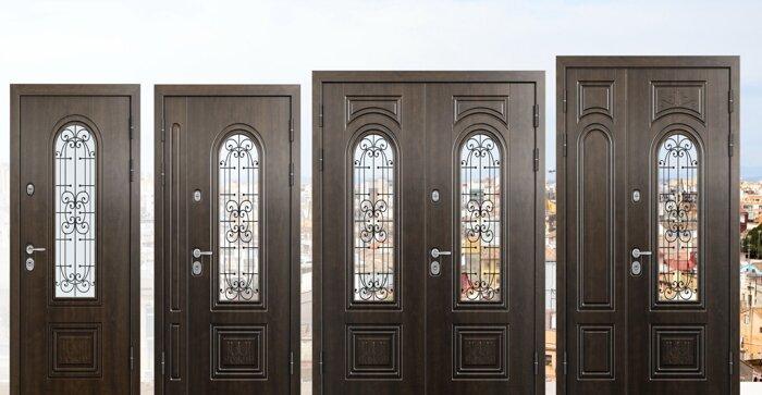 купить дешёвую входную дверь
