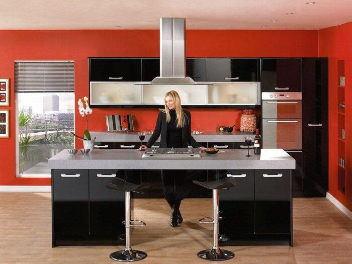 Кухни на заказ от производителя по индивидуальным размерам - фото Кухня на заказ
