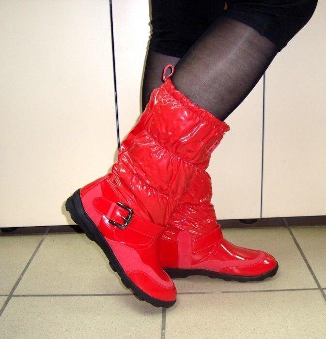 Купить ботинки зима женские недорого