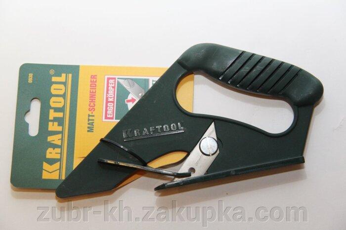 Съемник подшипников Intertool HT-7044. Нож KRAFTOOL с трапециевидным лезви