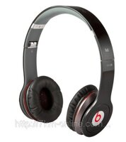 "Наушники Monster Beats by Dr. Dre Solo HD Black *4014, Интернет - магазин ""МиКС"""