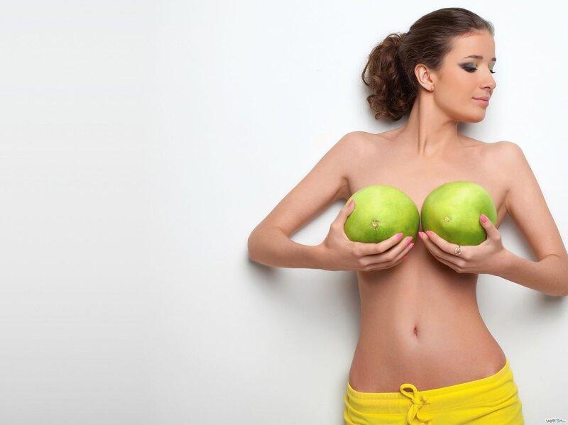 Как при похудении сохранить грудь?