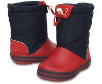 5db480829 Детские зимние сапожки сапоги крокс кидс крокбенд с12- 19см Kids' Crocband™ LodgePoint  Boot