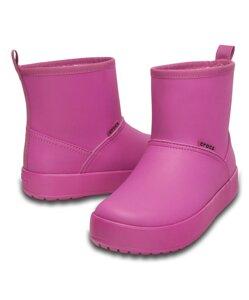 ea4d364e499fe Женские полу ботинки крокс колорлайт анкле бут W11-28cm Crocs Women
