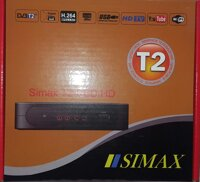 Ресивер Т2 Simax T2 RED HD
