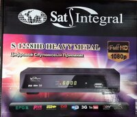 Sat-Integral S-1228 HD HEAVY METAL