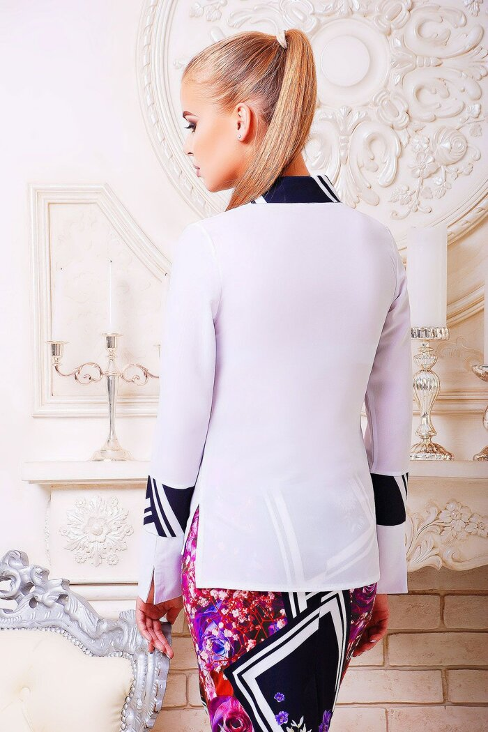 Блузки Из Шифона 2014