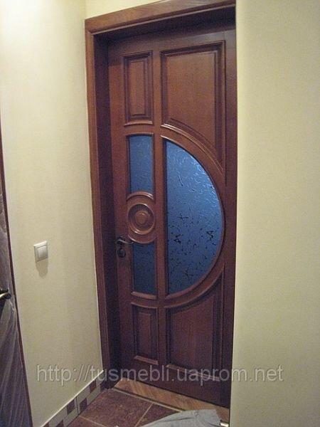 купити двері міжкімнатні деревяні елітні ціна від виробника в