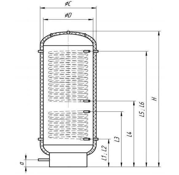 Теплообменник диаметром 2000 теплообменник купить тепловая