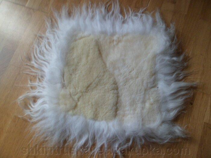 Как сшить овечью шкуру 6