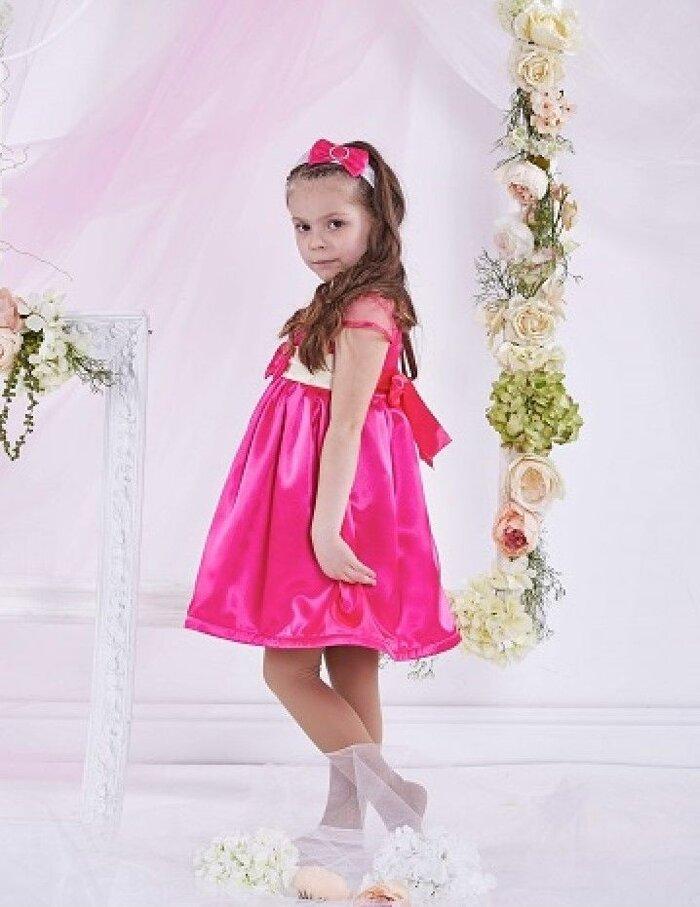 Малинка детские платья опт