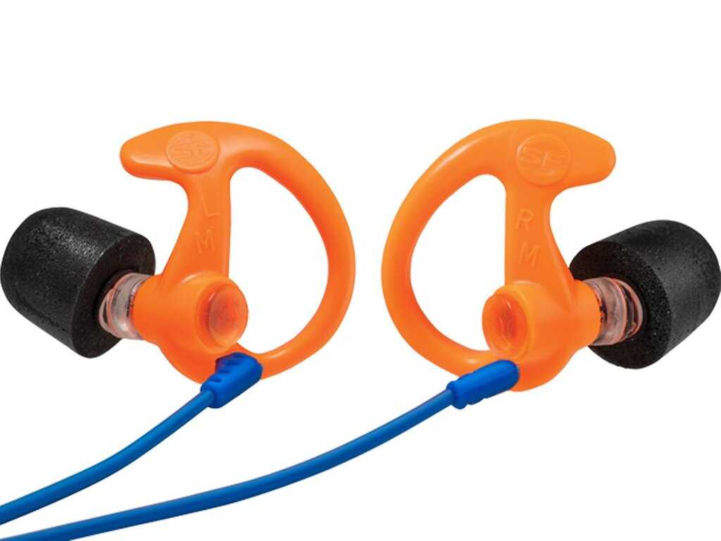 Беруши SureFire EarPro Sonic Defenders Ultra EP7 Orange. Small ##от компании## Беруши-маркет №1 - ##фото## 1