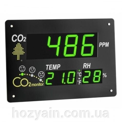 "Измеритель уровня CO2 TFA ""AirCO2ntrol Observer"", 298х47х211 мм 315002 по актуальнойцене в Киеве с доставкой на Zakupka.com."