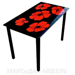 2ba13c6f2 Стол стеклянный Монарх Каркадэ Дерево Sentenzo от компании МАКСиДАН-МЕБЕЛЬ  - фото